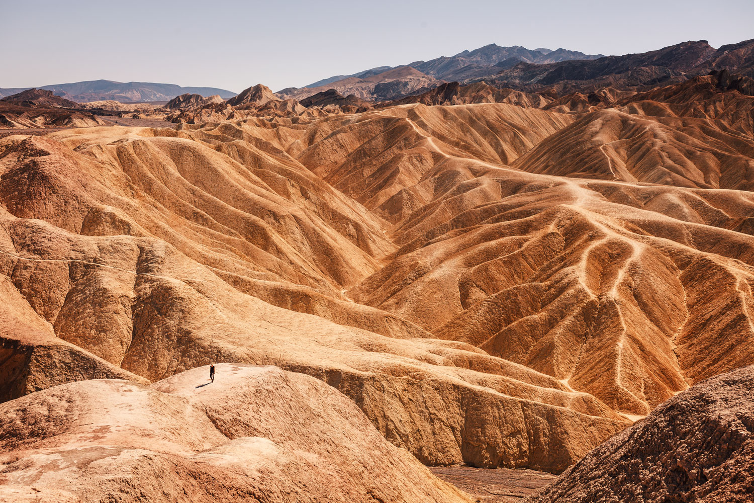 death valley landscape