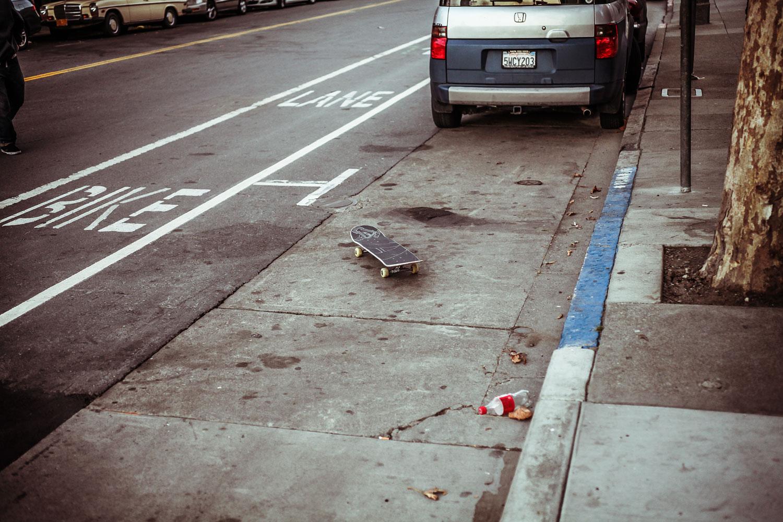 fotografie skateboard