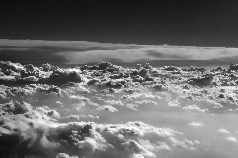 Über den Wolken.