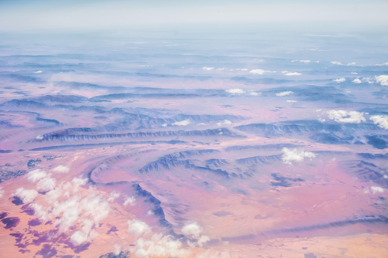 Fotografie von Brazilien (Luftansicht).